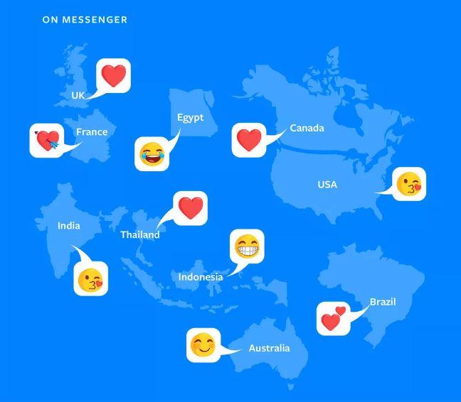 Emojis mais usados p3