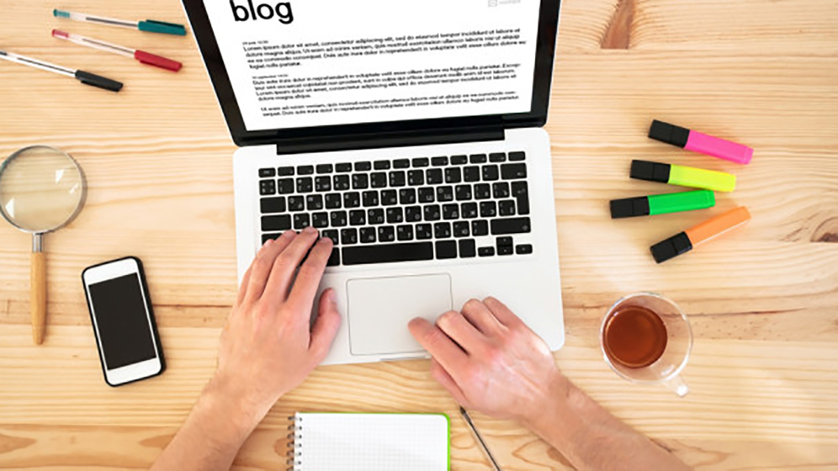 profissão blogueiro