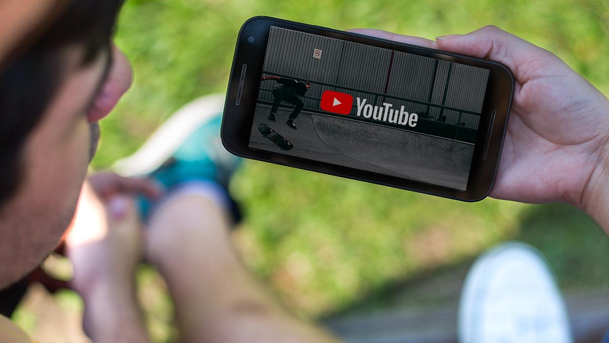 youtube sugestão de vídeo