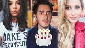 youtubers aniversário dezembro