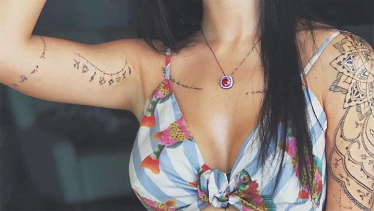 de qual youtuber é a tatuagem