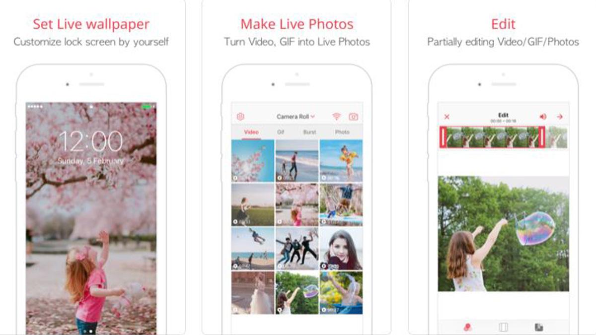 Como transformar vídeos e gifs em papel de parede animado no iPhone