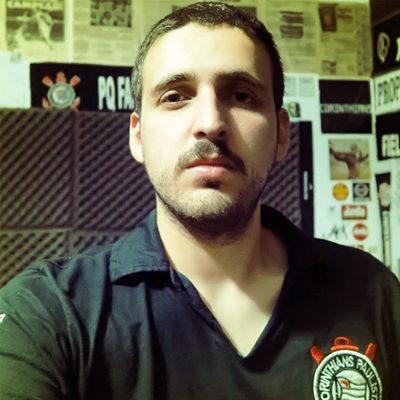 Kelvin Thiago Corinthians Mil Grau