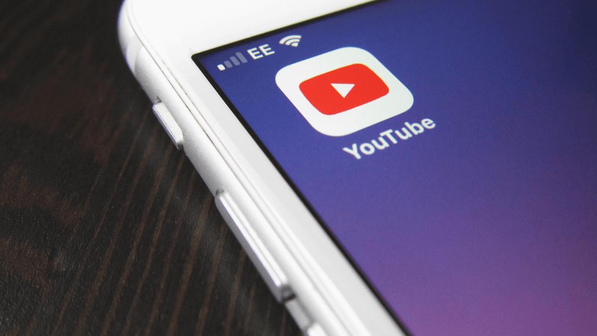 novidade do youtube