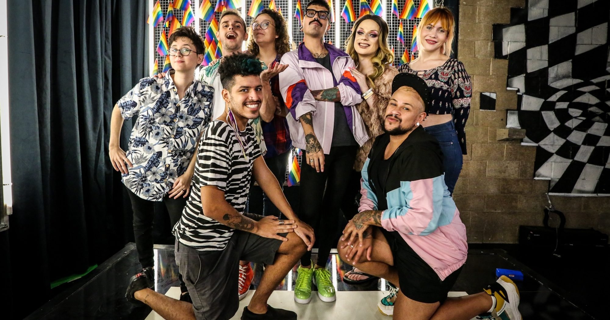 Parada do Orgulho LGBT vai ser transmitida ao vivo pelo youtube