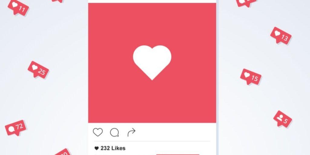 O Instagram inicia teste para ocultar likes no Brasil