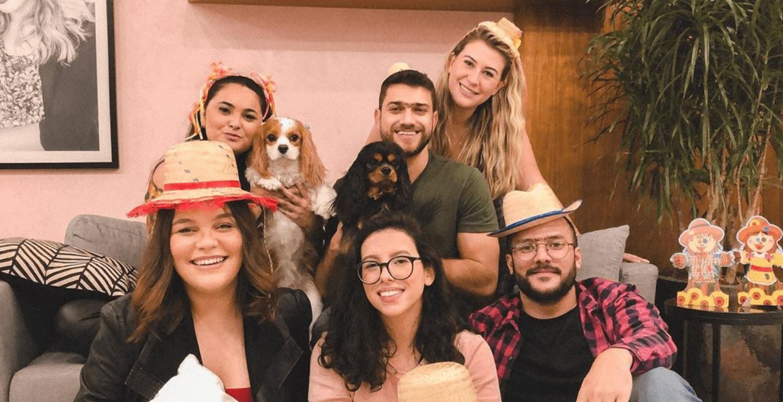 QG Secrets: Niina lança reality com a equipe