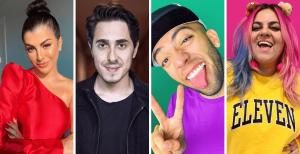 Youpix Summit: conheça os creators que vão participar