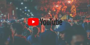 regra do youtube