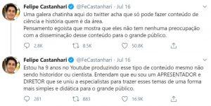 Castanhari Cancelamento