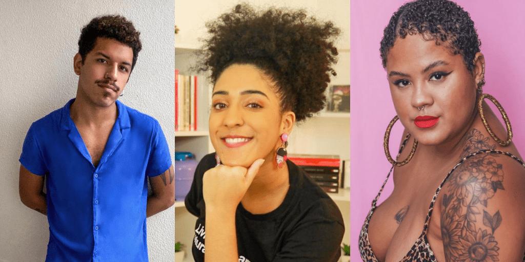 5 criadores de conteúdo pretos que merecem a sua atenção