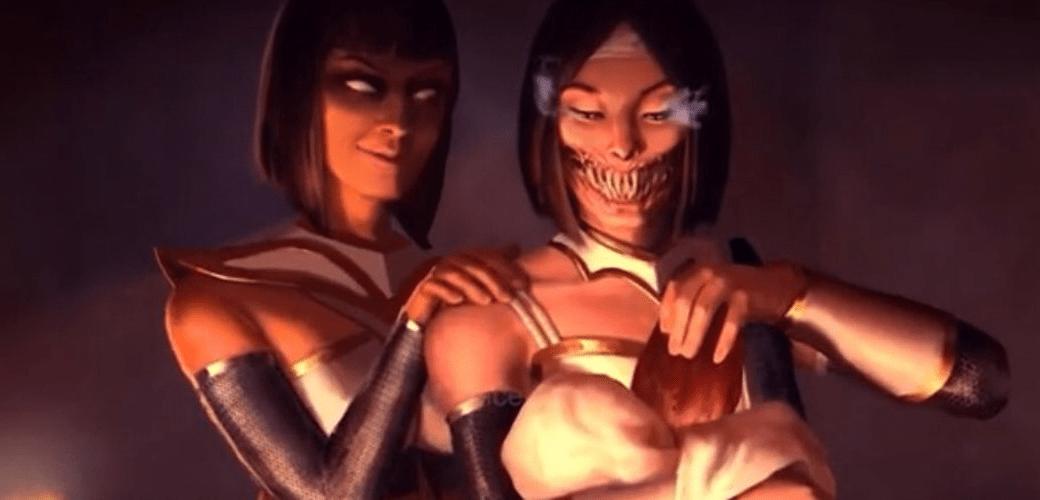 Mileena e Tanya: casal LGBT confirmado no Mortal Kombat