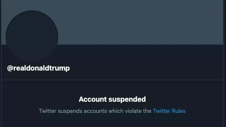 O dia em que Trump foi banido do Twitter
